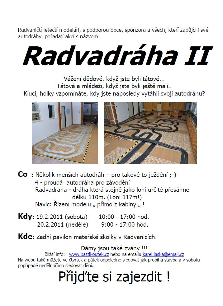 Radvadráha II 2011